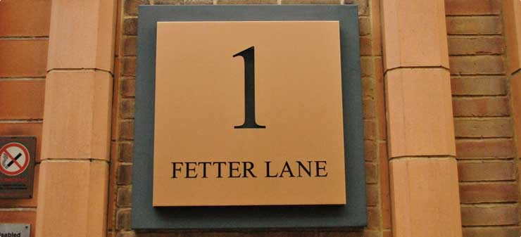 1 fetter lane london office of drink driving solicitors in london