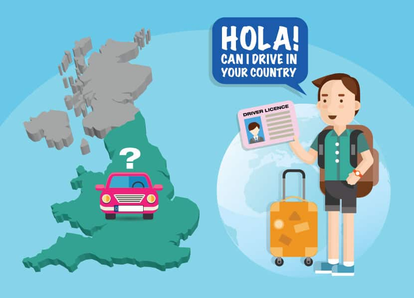 Foreign Drivers and Licence Issues